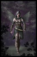 Warrior Fairy 3 by TheRogueSPiDER