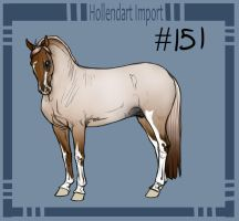 Hollendart import #151 by Wakimi
