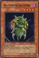 Toon Melchid the Four-Face Beast Yugioh-card by Tim1995