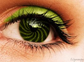 Green Eye by greenspy