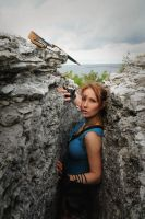 Tomb Raider Classic/New Outfit by LauraCraftCosplay