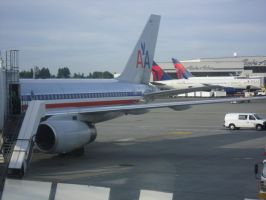 AA 757.... by Boeing787
