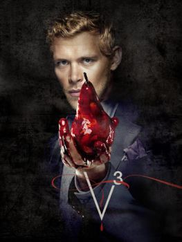 The Vampire Diaries Season 3 by NODA