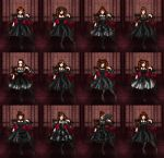 Amy Sorel gothic lolita dress up game pic by Mi-Na-Tsuki