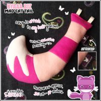 kyaaa.biz Mad Cat Tail by shiricki