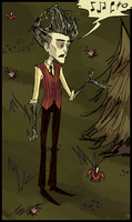 Puppet Master Wilson by The-Letter-W