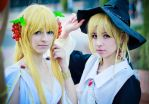 Magi: Scheherezade and Titus by Shibuky