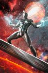 The Silver Surfer by carstenbiernat