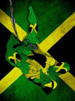 Jamaican spider by jakester2008