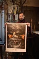 A1 Prints available by Yoann-Lossel