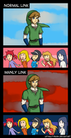 Link's Appeal by Lethalityrush