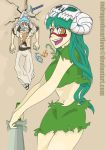 Nelliel 6 VS 3 by mdragonheartlove
