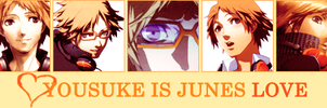 Yousuke is Junes Love by Rarutos