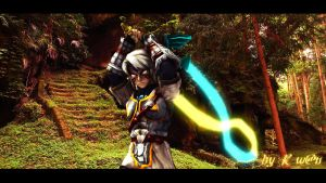 Fierce Deity Link is back... by Rwanlink