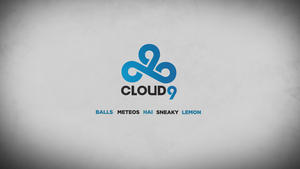 Cloud 9 Wallpaper by Welterz