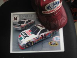 John Force Racing autos by nascarstones
