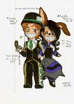 The Hatter and the Hare by Emoraven613