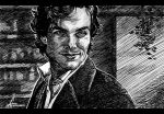 Digital Drawing - Damon/Vampire Diaries + Video by nataliebeth