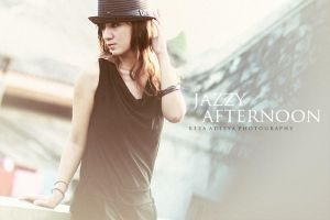 jazzy afternoon by rezaaditya7