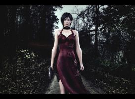 No one can stop me || Ada Wong (RE4) by Keyre
