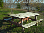 picnic table by naruto-fanfic