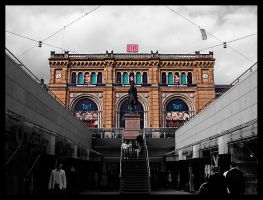 Hannover Trainstation by malte06