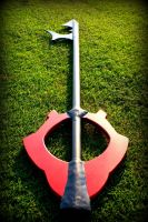 Keyblade of People's Hearts by CosplayGearHouse
