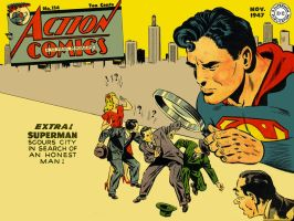 Action Comics 114 by Superman8193