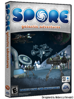 Spore GA Alternate Cover Art 2 by Rebecca1208