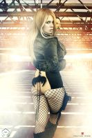Black Canary - Last show by FioreSofen