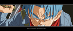 Future trunks by carl1tos