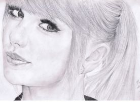 Taylor swift by Jeageractive