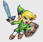 Wind Waker Link by Hama-Girl