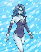 Killer Frost 03 by theEyZmaster