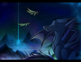 Colourful Night by Skaylina