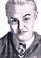 Young Draco Malfoy by lRakuenl