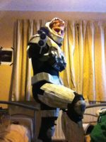 halo 4 costume wip by sam1337