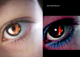 Eye of the Moon(before and after by mauveamygirl