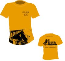 T-shirt ENX by JeanR