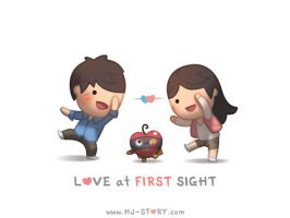 Love at First Sight by hjstory