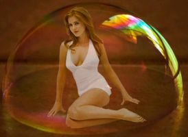 Isla Fisher by blunose2772