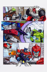 Gordian Knot Page 18 Colors by Ha-HeePrime