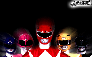 Zyuranger Wallpapper 4 by ShoguN86