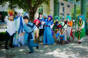 No Need for Tenchi by catchancosplay
