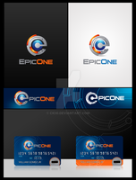 epic one_logo and credit cards by cici0