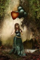 Your heart never lie by CindysArt