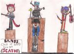 CE: Bands Class of 2014 by Stickreaper93