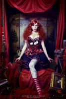 Red Romance by Ophelia-Overdose