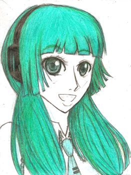 Hatsune Miku's Alternative Look! by SweetSoSweet
