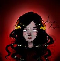 Another doodle of Aradia by naanan